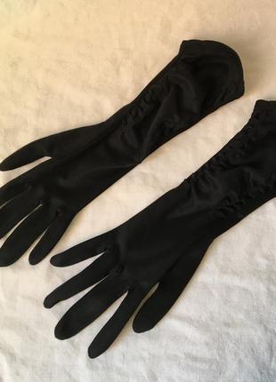 Винтажные перчатки 50-60 х годов