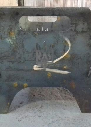 Подарочный мангал с именной надписью. 2 мм.