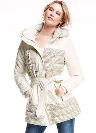 Victoria's secret sequin puffer jacket оригинал куртка пуховик