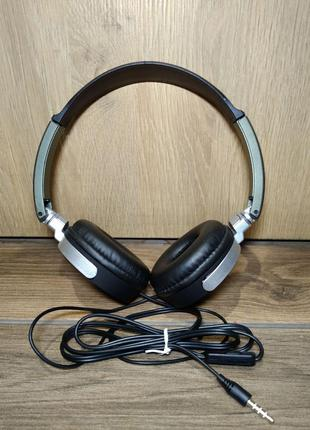 Навушники дротові Optima HWB 001