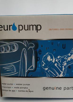 Водяная ПОМПА EUROPUMP 6511511 Mercedes-Benz C-CLASS E-CLASS