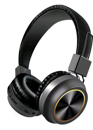 Bluetooth гарнитура Складные стерео наушники Игровые наушники для