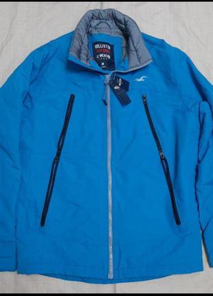 Фирменная куртка hollister california all-weather оригинал