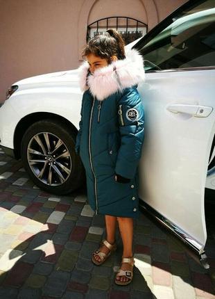Зимнее пальто- тренд зимы
