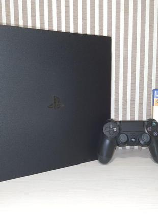 Sony Playstation 4 pro 1TB + The Witcher 3 GOTY edition