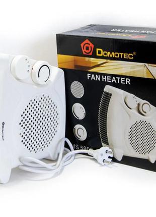 Тепловентилятор Domotec MS 5903 / Электро обогреватель