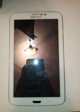 Планшет Samsung Galaxy Tab 3 SM-T211 / На запчати / не включае...