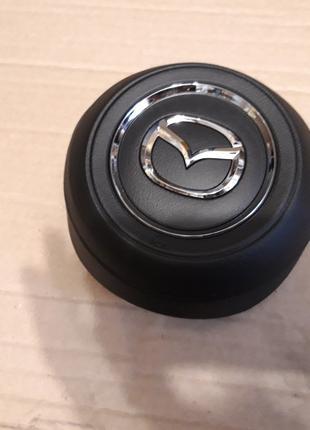 Крышка аирбэг мазда,крышка airbag mazda
