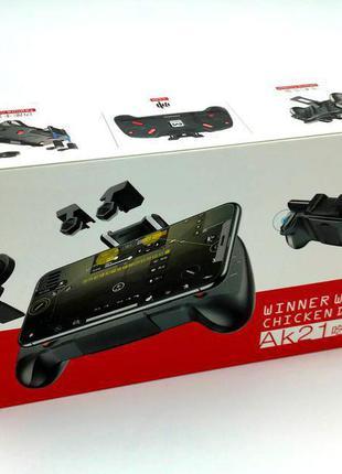 Джойстик / геймпад для мобильного телефона AK-21 Black_Red
