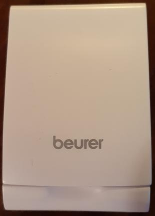 Карманное зеркало Beurer BS 05 с подсветкой, размер: 8,8х5,8х1,2