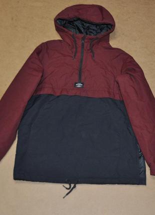 Pull&bear куртка анорак мужской