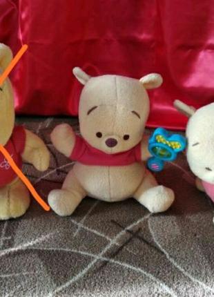 Игрушки мишки от Fisher price