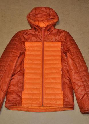 Quechua мужской пуховик куртка зима