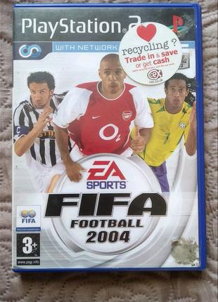 FIFA Football 2004 ps2 (PlayStation 2)