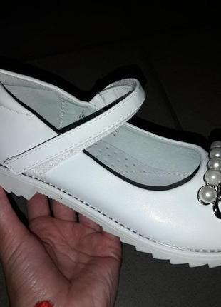 Туфли балетки девочке туфельки школьные