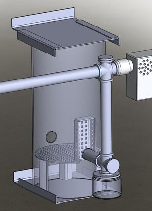 Дымогенератор Smoulders 4.5 полный комплект для копчения