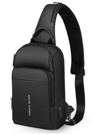 Рюкзак с одной лямкой Mark Ryden MiniMax MR7618 сумка на плечо