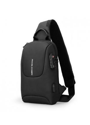 Рюкзак с одной лямкой Mark Ryden Crypto MR7039 сумка на плечо