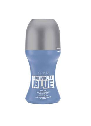 Дезодорант-антиперспирант с шариковым аппликатором Individual Blu