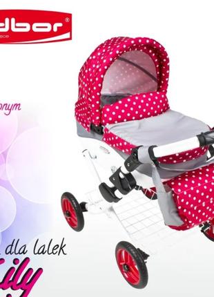 коляска для кукол  ADBOR LILY K11
