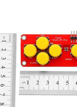 Клавиатура для панели управления аналоговая AD Keyboard Arduino