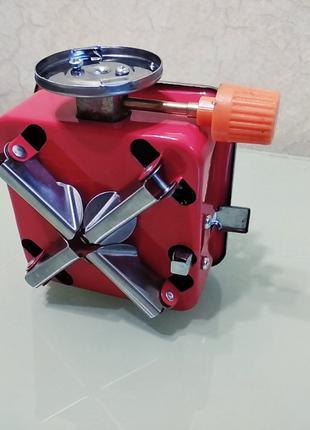 Примус, портативная газовая горелка с цанговым креплением