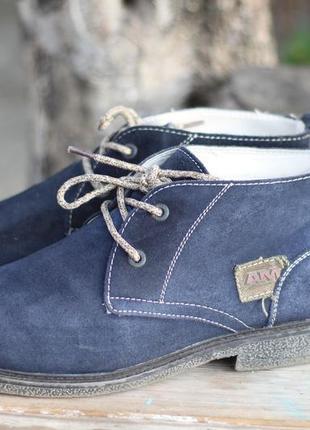 Утепленные ботинки ам германия
