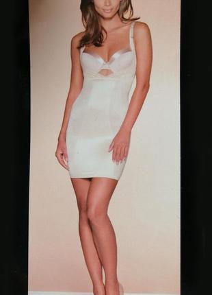Утягивающее платье, корректирующее белье