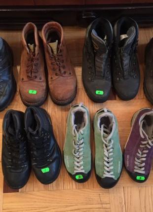Треккинговые Горные ботинки черевики Scarpa Lowa Meindl ОПТ 7шт.