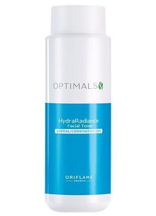 Тоник для нормальной и комбинированной кожи optimals hydra rad...