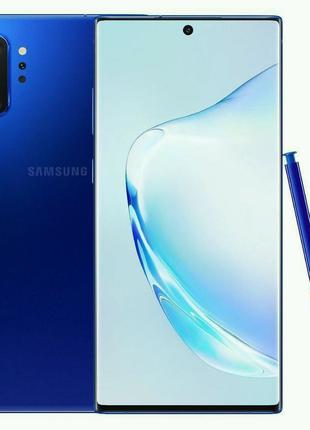 Samsung galaxy Note 10+ 256 гб
