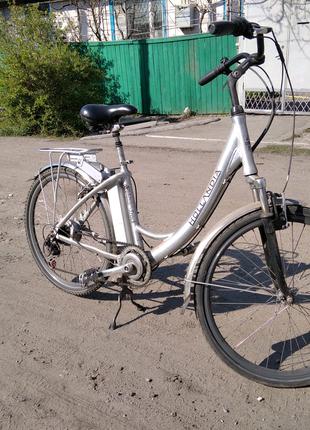 Электровелосипед, электро велосипед