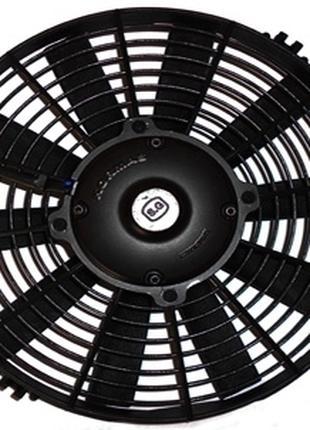 Вентилятор кондиционера конденсатора 10 дюйм 12v Kormas Толкающий