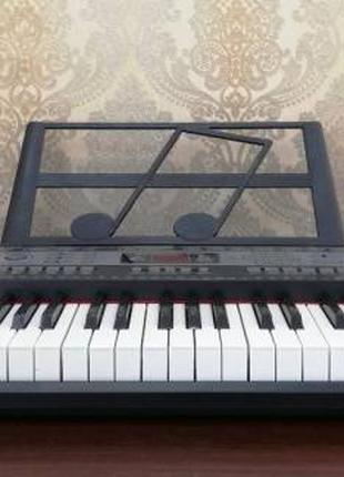 Синтезатор орган пианино MQ 6130 USB 61 клавиша, от сети 220В