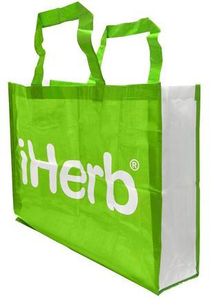 Хозяйственная сумка iHerb Goods для покупок, бакалеи