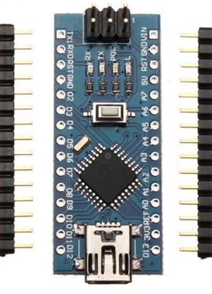 Плата Arduino Nano v3.0 AVR Atmega328 P-20AU