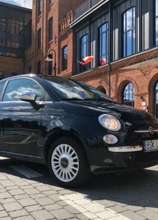 Разборка Fiat 500, 500L, 500X