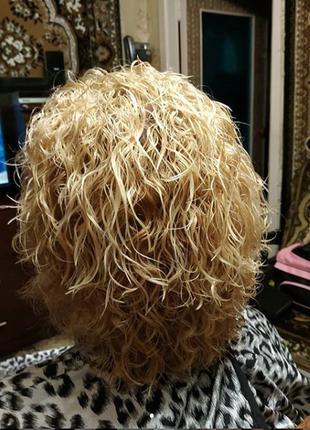 Биозавивка. Химзавивка. Завивка волос. Воскресенка