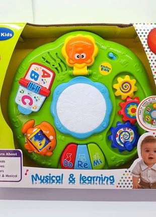 Развивающая игрушка, музыкальный столик