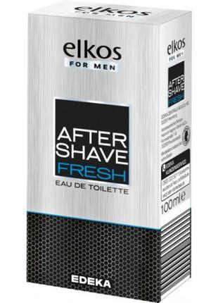 Лосьон после бритья Elkos Fresh 100 мл