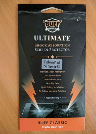 Защитная плёнка к смартфону Sony Xperia Z2