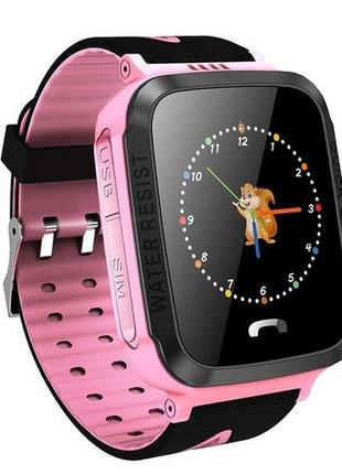 Детские GPS смарт-часы с сим-картой
