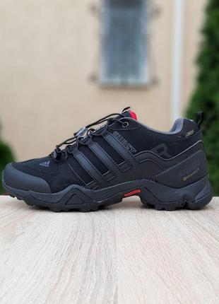 Зимние мужские ботинки кроссовки Adidas Swift Terrex (41-46)