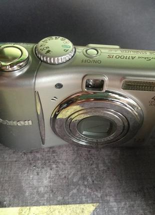 Фотоаппарат Canon PC1354 с чехлом