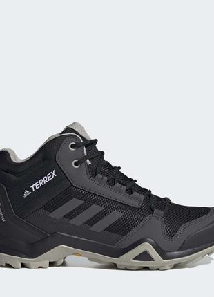 Женские кроссовки Adidas Terrex AX3 Mid GTX (EF3365)