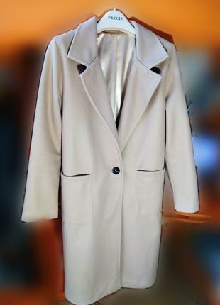 Модное пальто осень-весна