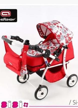 коляска для кукол  ADBOR SISI 013