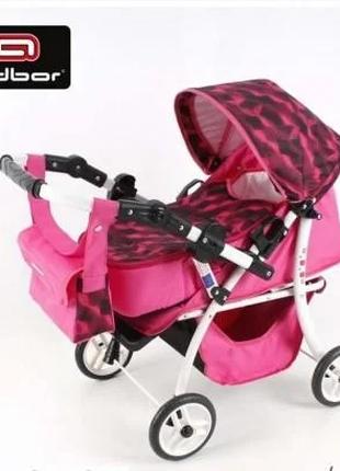 коляска для кукол  ADBOR SISI 04