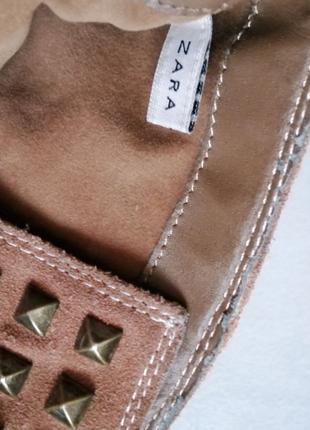 Полусапожки Zara Зара  полусапоги ботинки сапоги
