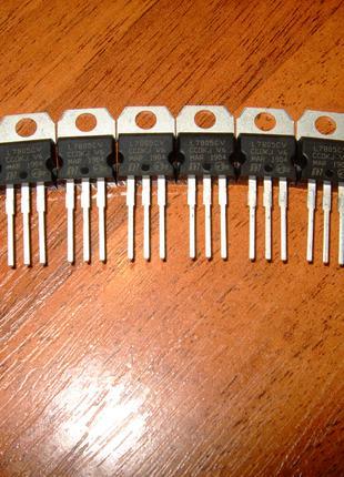 L 7805 CV L7805 L7805CV Новые